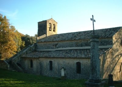 Chapelle Vaugines